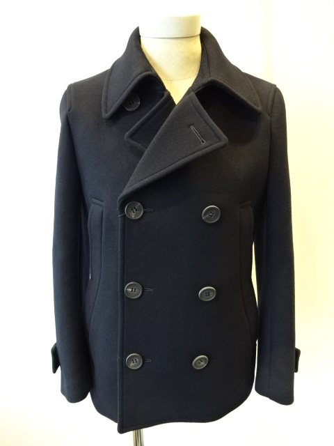 PEA COAT(NAVY)